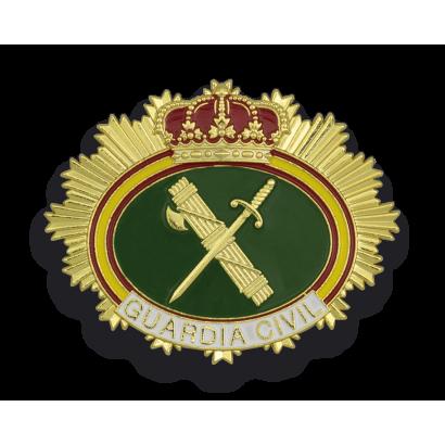 placa Guardia Civil para Cartera