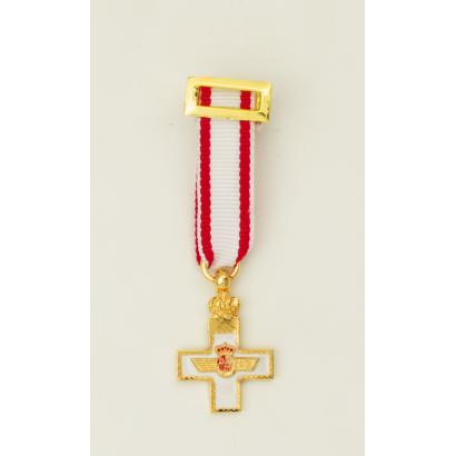 Medalla Miniatura Merito Aeronautico