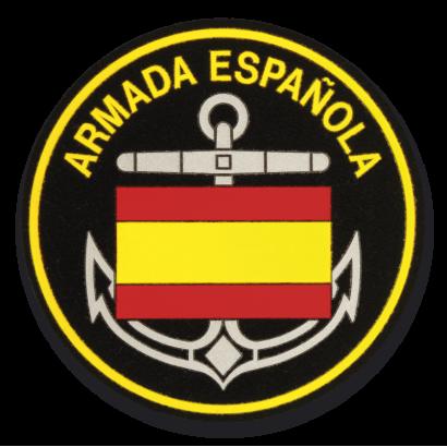 Parche ARMADA ESPAÑOLA