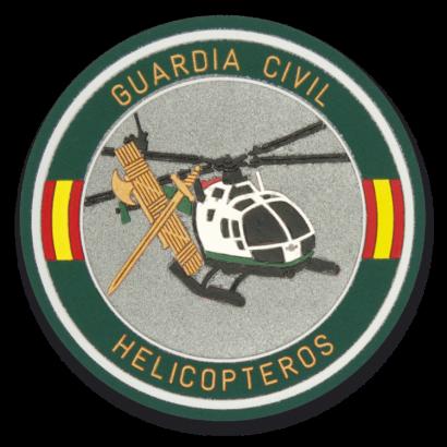 Parche GUARDIA CIVIL HELICOPTEROS