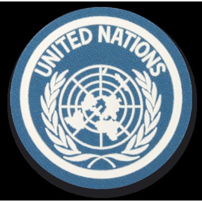 Parche UNITED NATIONS
