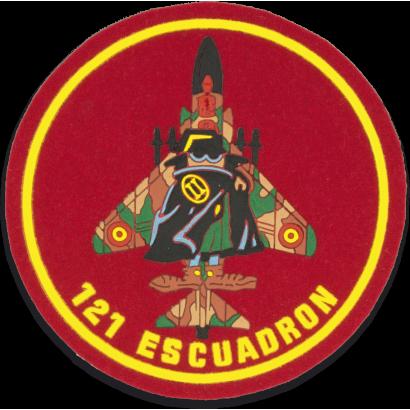 Parche Escuadron 121