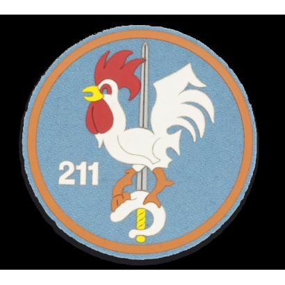 Parche Escuadron 211