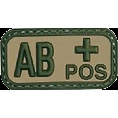 Parche sanguineo AB+