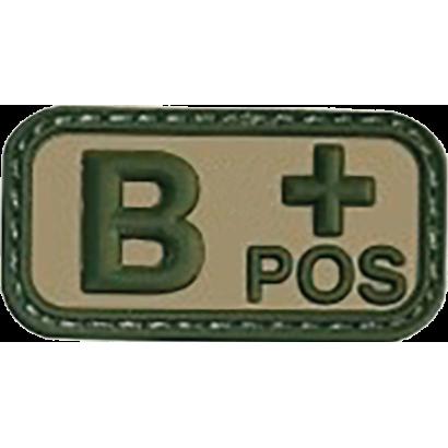 Parche sanguineo B+