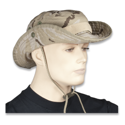 Sombrero CHAMBERGO BORDADO.DESIERTO. PEQ