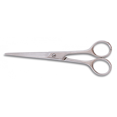 "Tijera peluquero GIFAZ 6.5""Acero carbono"