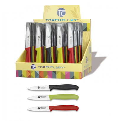 Expositor 48 pz. cuchillos mesa 8.3