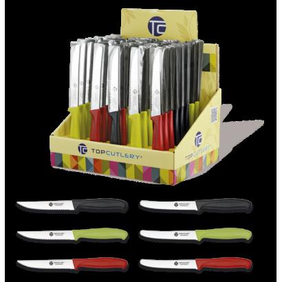 Expositor 40 pz. sdas cuchillos mesa