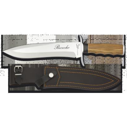 cuchillo albainox RECECHO. Olivo.