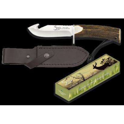 cuchillo ciervo hoja 10.2 cm albainox