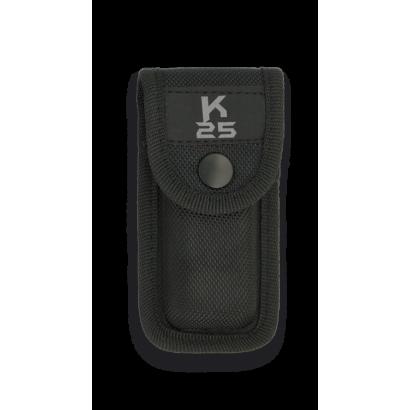 funda negra K25 en blister
