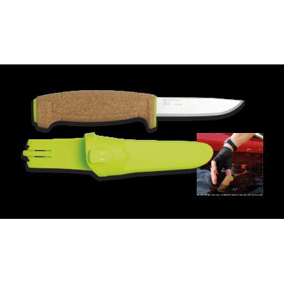 Cuchillo Morakniv corcho. Floating Knife