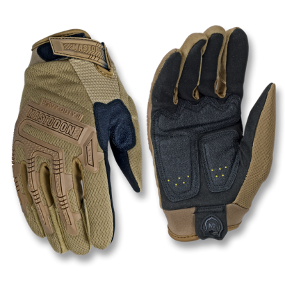 guante coyote Mastodon Heavy Duty II. XL