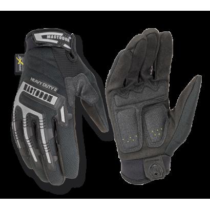 guante negro Mastodon Heavy Duty II. XL