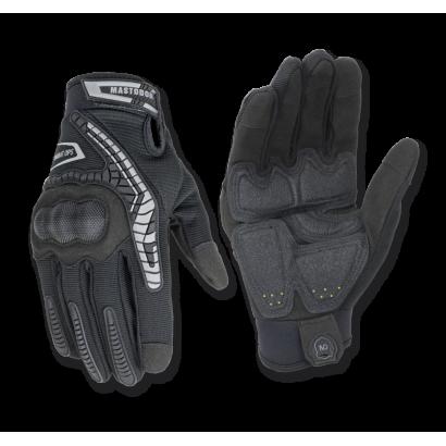 guante negro Mastodon Combat Ops. XXL