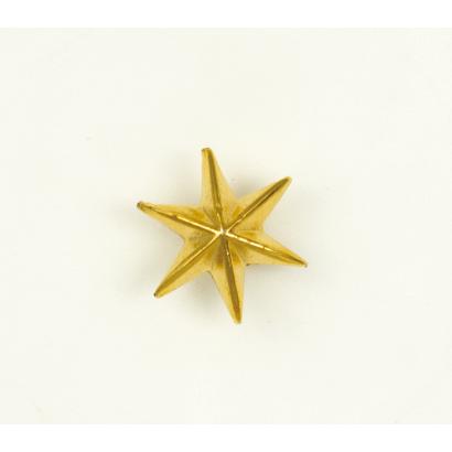 Estrella de 6 puntas metalica