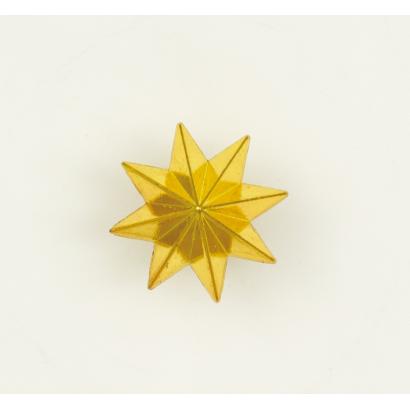 Estrella de 8 puntas metálica