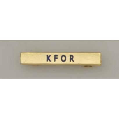 """Barra mision """" KFOR """""""