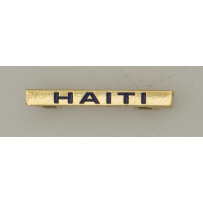 Barra mision HAITI