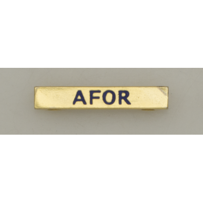 "Barra mision "" AFOR """