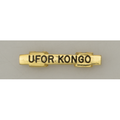"Barra mision "" UFOR KONGO """