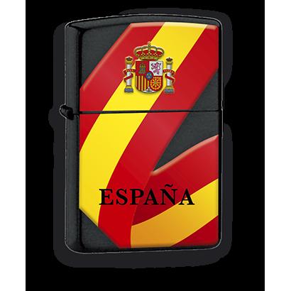 mechero negro  ESPAÑA