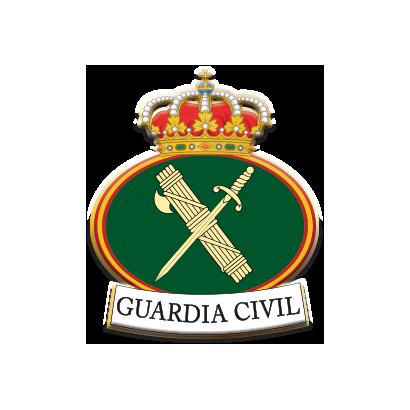 pin Guardia Civil 2