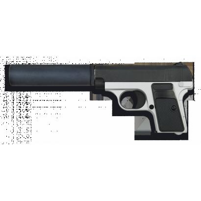 Pistola AIRSOFT.Metal.Mixta.Golden Eagle