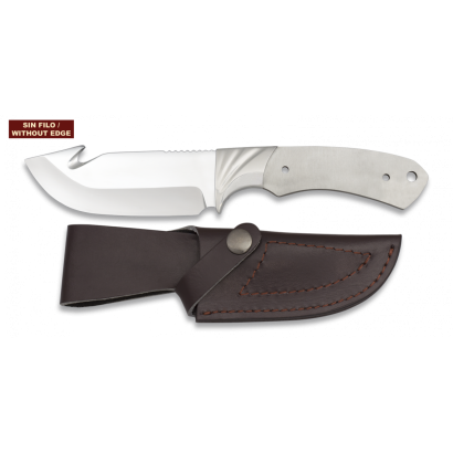 Knife frame Total 22cm.with pouch