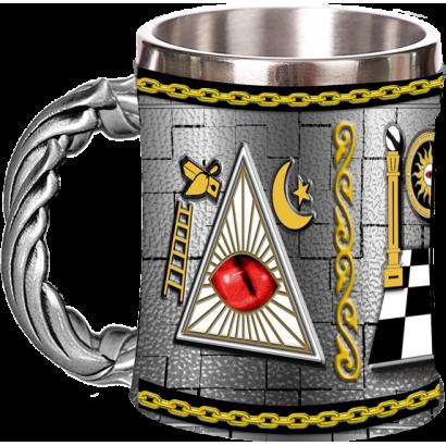 taza resina Masones