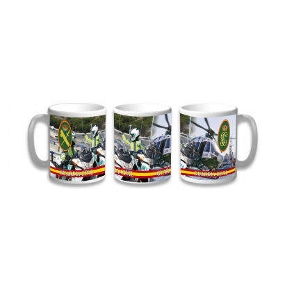 Taza Ceramica Guardia Civil