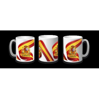 Taza cerámica España