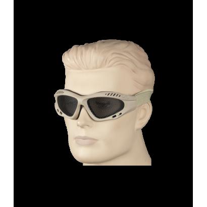 Gafas de rejilla TAN. ajustables