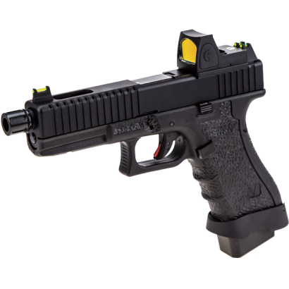 Pistola NUPROL. Vorsk EU17 Negro+ BDS