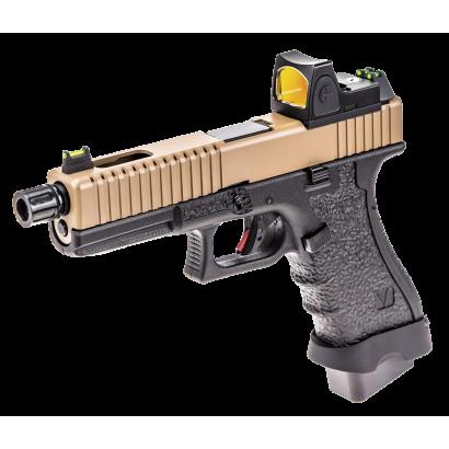 Pistola NUPROL.Vorsk EU17 Negro/Tan + BD