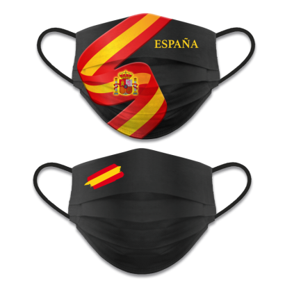 Mascarilla reversible España