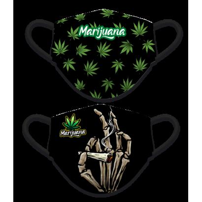 Mascarilla reversible Maryuana
