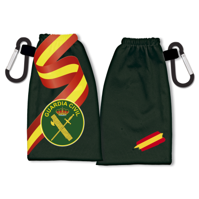 Portamascarilla reversible Guardia Civil