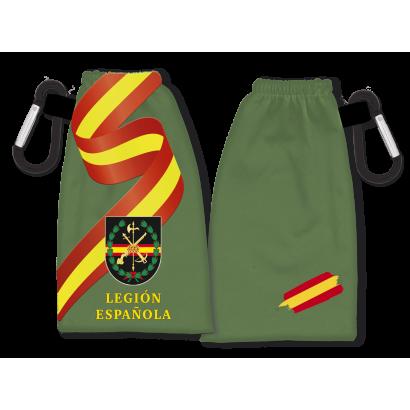 Portamascarilla reversible Legión Esp