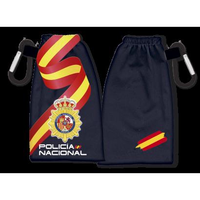 Portamascarilla reversible Pol. Nacional