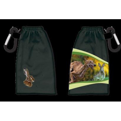 Portamascarillas reversible Conejo