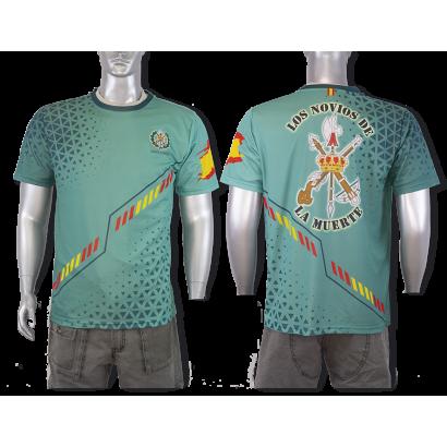 Camiseta Sublimación Barbaric Legion