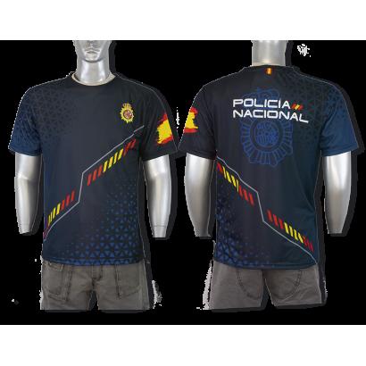 Camiseta Sublimación Barbaric P.Nacional