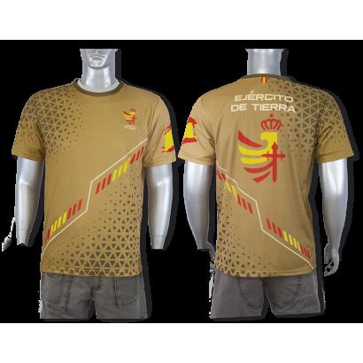 Camiseta Sublimación Barbaric Ej.Tierra