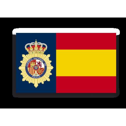 Pegatina Gota Cera España P.Nacional Grd