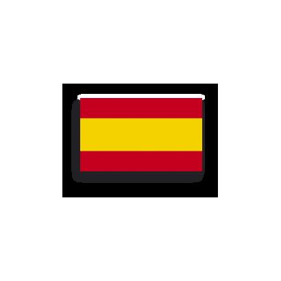 Pegatina Gota Cera España