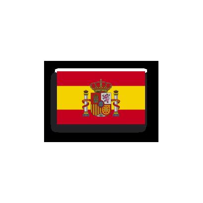 Pegatina Gota Cera España Constitucional