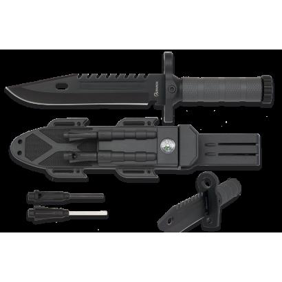 cuchillo Albainox pedernal / afilador