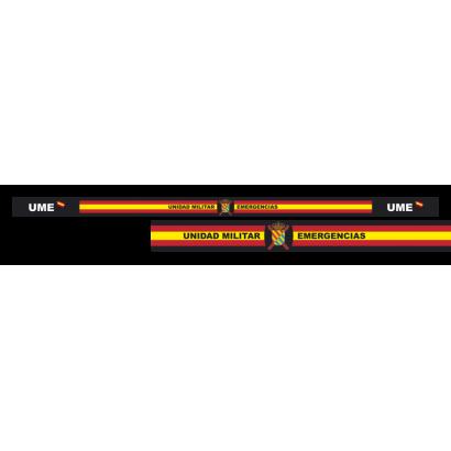 pulsera UME 33 x 1.4 cm ( 6 pz )